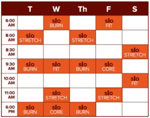 3.3.15 SB Schedule